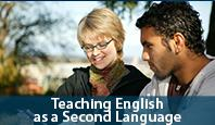 Teaching English as a Second Langauge