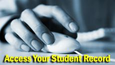Access Your Student Record