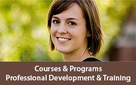 Professional Development & Training Courses & Programs